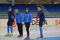 SCHAATSEN: HEERENVEEN: 31-10-2019, IJsstadion Thialf, Team Frysk, ©foto Martin de Jong