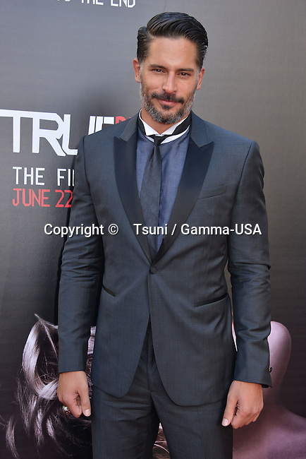 Joe Manganiello 239 at The True Blood Finale Season 2014 at the TCL Chinese Theatre in Los Angeles.