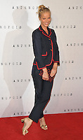 Eva Herzigova at the &quot;Anthropoid&quot; UK film premiere, BFI Southbank, Belvedere Road, London, England, UK, on Tuesday 30 August 2016.<br /> CAP/CAN<br /> &copy;CAN/Capital Pictures /MediaPunch ***NORTH AND SOUTH AMERICAS ONLY***