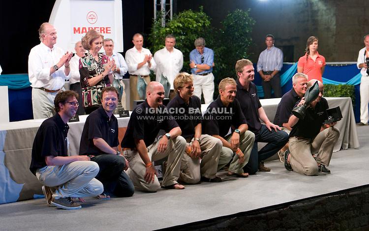 COOL RUNNINGS .THORKILD JUNCKER .THORKILD JUNCKER .R.O.R.C. . - XXVII Copa del Rey de vela - Rela Club Náutico de Palma - 26 July to 2 Agost 2008 - Palma de Mallorca - Baleares - España