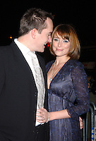 WWW.ACEPIXS.COM . . . . .  ....NEW YORK, NOVEMBER 10, 2005....Keeley Hawes and Matthew Macfadyen at the New York premiere of 'Pride & Prejudice'.....Please byline: AJ Sokalner - ACE PICTURES..... *** ***..Ace Pictures, Inc:  ..Philip Vaughan (212) 243-8787 or (646) 769 0430..e-mail: info@acepixs.com..web: http://www.acepixs.com