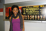 """Guiding Light Karla Mosley """"Christina"""" stars in """"I Married Wyatt Earp"""" - a New Musical on May 28, 2011 as Prospect Theater Company and New York Theatre Barn presents it at the 59E59 Theaters, New York City, New York. (Photo by Sue Coflin/Max Photos)"""