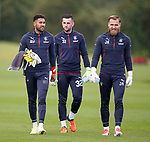 Wes Foderingham, Liam Kelly and Jak Alnwick