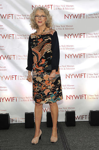 NEW YORK, NY - December 10: Blythe Danner attends the New York Women in Film & Television's Muse Awards at the New York Hilton on December 10, 2015 in New York City. Credit: John Palmer/MediaPunch
