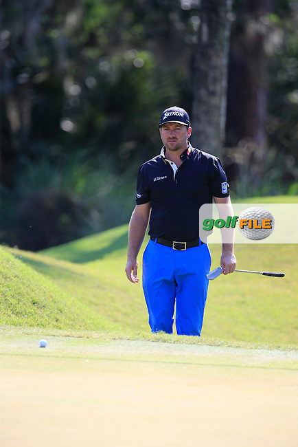 Graeme McDowell (NIR) during round 1of the Players, TPC Sawgrass, Championship Way, Ponte Vedra Beach, FL 32082, USA. 12/05/2016.<br /> Picture: Golffile | Fran Caffrey<br /> <br /> <br /> All photo usage must carry mandatory copyright credit (&copy; Golffile | Fran Caffrey)
