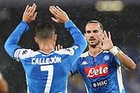 20200801 Calcio Napoli Lazio Serie A