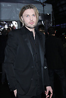 NEW YORK, NY March 29, 2017 Michael Carmen Pitt, attend  Paramout Pictures & DreamWork Pictures present the New York premiere of Ghost in the Shell  at AMC Loews Lincoln Square 13  in New York March 29, 2017. Credit:RW/MediaPunch