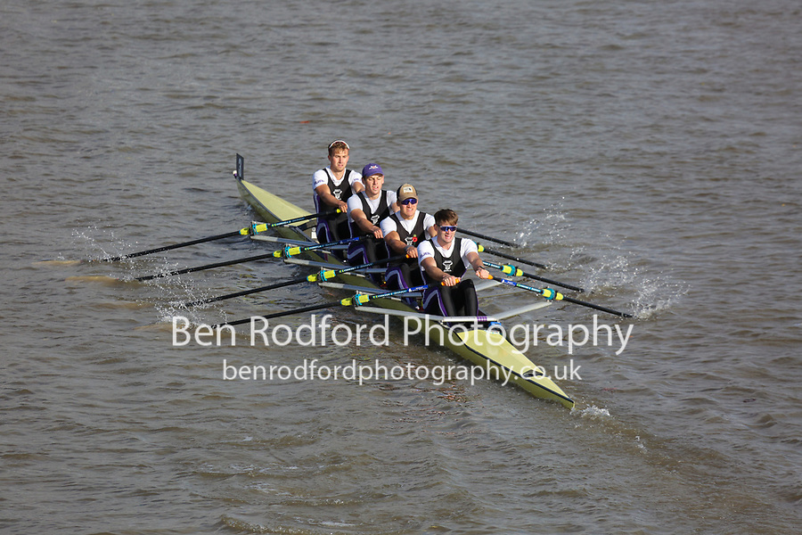 Crew: 3  RDU (B)  Reading University (R Harris)  4x- Champ<br /> <br /> Fours Head of the River 2018<br /> <br /> To purchase this photo, or to see pricing information for Prints and Downloads, click the blue 'Add to Cart' button at the top-right of the page.