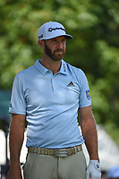 Dustin Johnson (USA) looks over his tee shot on 11 during round 2 of the WGC FedEx St. Jude Invitational, TPC Southwind, Memphis, Tennessee, USA. 7/26/2019.<br /> Picture Ken Murray / Golffile.ie<br /> <br /> All photo usage must carry mandatory copyright credit (© Golffile | Ken Murray)