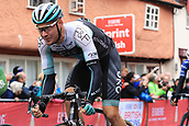 8th September 2017, Newmarket, England; OVO Energy Tour of Britain Cycling; Stage 6, Newmarket to Aldeburgh; Hayden MCCORMICK (NZL) wins the Ixworth sprint
