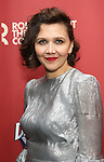 Maggie Gyllenhaal attends the cast party for the Roundabout Theatre Company presents a One-Night Benefit Concert Reading of 'Damn Yankees' at the Stephen Sondheim Theatre on December 11, 2017 in New York City.