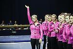 2016 BYU Women's Gymnastics vs Utah State