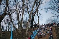Mens U23 race<br /> Belgian National CX Championships / Koksijde 2018