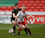 Connor Hall of Sheffield Utd during the Professional Development League match at Bramall Lane Stadium, Sheffield. Photo credit should read: Simon Bellis/Sportimage