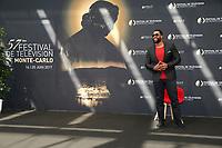 LaRoyce Hawkins - Photocall 'Chicago Police Department' - 57ème Festival de la Television de Monte-Carlo. Monte-Carlo, Monaco, 17/06/2017. # 57EME FESTIVAL DE LA TELEVISION DE MONTE-CARLO - PHOTOCALL 'CHICAGO POLICE DEPARTMENT