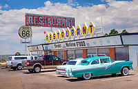 Route 66 Restaurant Santa Rosa New Mexico