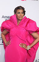 November 05, 2018 Iman attend Elton John Aids Foundation's 17th Annual An Enduring Vision Benefit  at Cipriani 42nd Street in New York November 05, 2018 <br /> CAP/MPI/RW<br /> &copy;RW/MPI/Capital Pictures