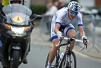2016 Flanders Classics<br /> UCI Pro Continental Cycling<br /> De Brabantse Pijle<br /> 13 April 2016<br /> Kevin De Mesmaeker, Team Novo Nordisk