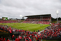 A general view is seen during the match. 2017 Rugby League World Cup Semi Final, England v Tonga at Mt Smart Stadium, Auckland, New Zealand. 25 November 2017 © Copyright Photo: Anthony Au-Yeung / www.photosport.nz MANDATORY BYLINE/CREDIT : Andrew Cornaga/SWpix.com/PhotosportNZ