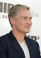 Sam Champion at the Men In Black 3 premiere at The Ziegfeld Theater in New York City. May 23, 2012. © Kristin Driscoll/MediaPunch Inc.