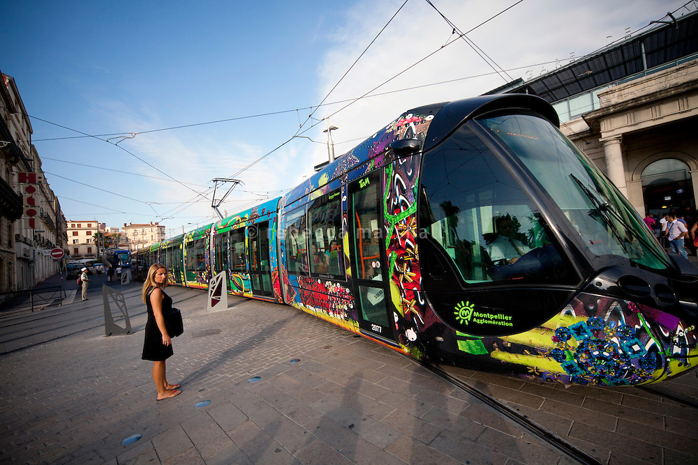 montpellier tram line 3 rome - photo#11