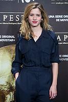 Paula Munoz attends to the premiere of 'La Peste' at Callao Cinemas in Madrid, Spain. January 11, 2018. (ALTERPHOTOS/Borja B.Hojas) /NortePhoto.com NORTEPHOTOMEXICO