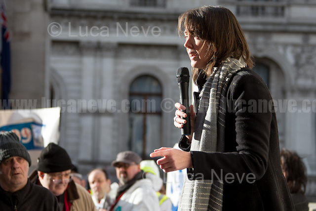 Aislinn Macklin-Doherty (Junior Doctor and Cancer Specialist Trainee).<br />
