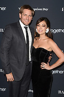 LOS ANGELES, CA - NOVEMBER 11: Curtis Stone and Lindsay Price at the 2nd Annual Baby Ball Gala at NeueHouse Hollywood on November 11, 2016 in Los Angeles, California. Credit: David Edwards/MediaPunch