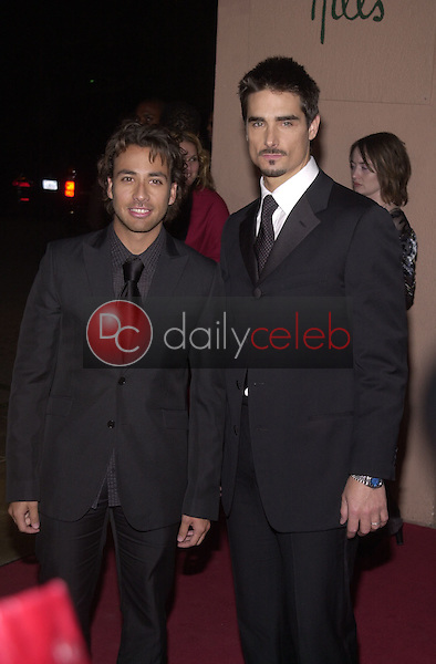 Howie D. and Kevin Richardson