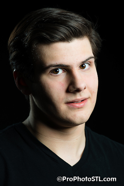 Max Fiorello studio head shots