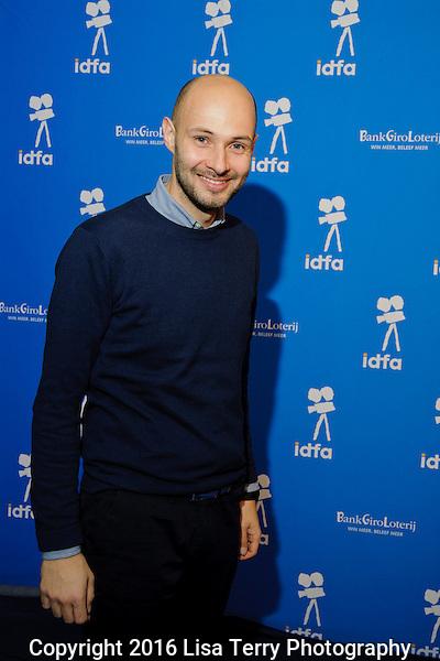 """Wojciech Kasperski (filmmaker """"Icon"""")"""