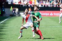 RAYO VALLECANO v DEPORTIVO ALAVES. La Liga 2018-2019.