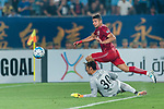 Shanghai FC Forward Elkeson De Oliveira Cardoso (R) scoring his goal on Jiangsu FC Goalkeeper Zhang Sipeng (L) during the AFC Champions League 2017 Round of 16 match between Jiangsu FC (CHN) vs Shanghai SIPG FC (CHN) at the Nanjing Olympic Stadium on 31 May 2017 in Nanjing, China. Photo by Marcio Rodrigo Machado / Power Sport Images