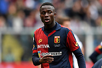 Christian Kouame of Genoa looks on during the Serie A 2018/2019 football match between Genoa CFC and Juventus FC at stadio Luigi Ferraris, Genova, March 17, 2019 <br /> Photo Andrea Staccioli / Insidefoto