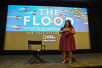 """WEST HOLLYWOOD - APRIL 22: Jenelle Riley attends an FYC screening and Q&A for National Geographic's """"The Flood"""" at SilverScreen Theater on April 22, 2019 in West Hollywood, California. (Photo by Vince Bucci/National Geographic/PictureGroup)"""