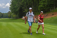 Ceilia Barquin Arozamena (a)(ESP) makes her way to the tee on 11 during round 2 of the U.S. Women's Open Championship, Shoal Creek Country Club, at Birmingham, Alabama, USA. 6/1/2018.<br /> Picture: Golffile | Ken Murray<br /> <br /> All photo usage must carry mandatory copyright credit (&copy; Golffile | Ken Murray)