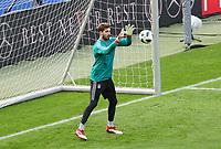 Kevin Trapp (Deutschland Germany) - 26.03.2018: Abschlusstraining der Deutschen Nationalmannschaft, Olympiastadion Berlin