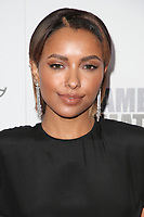 BEVERLY HILLS, CA - NOVEMBER 10: Kat Graham at American Cinematheque&rsquo;s 2017 Award Show honoring Amy Adams at The Beverly Hilton Hotel in Beverly Hills, California  on November 10, 2017. <br /> CAP/MPI/FS<br /> &copy;FS/MPI/Capital Pictures