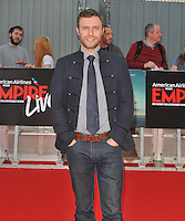 David Elliot at the Empire Live &quot;Swiss Army Man&quot; and &quot;Imperium&quot; double bill film premieres, The O2, Peninsula Square, London, England, UK, on Friday 23 September 2016.<br /> CAP/CAN<br /> &copy;CAN/Capital Pictures /MediaPunch ***NORTH AND SOUTH AMERICAS ONLY***