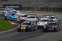 Porsche GT3 Cup Challenge USA, Race 2, Start