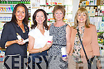 Pictured at the opening of Horan's Healthfood Shop in Manor West were from left: Deirdre Murphy, Jeannette Kealy, Claire O'Neill, Catherine Gleeson.