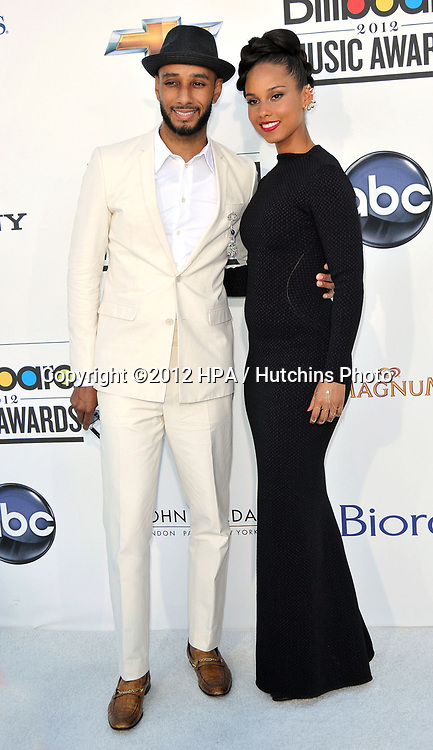 LAS VEGAS - MAY 20:  Alicia Keys at the 2012 Billboard Music Awards at the MGM Grand Garden Arena on May 20, 2012 in Las Vegas, NV