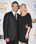 Michael Vartan and Lauren Skaar at The Humane Society of The United States celebration of The 25th Anniversary Genesis Awards in Beverly Hills, California on March 19,2011                                                                               © 2010 Hollywood Press Agency