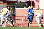 Cole Bailey (UCSB #10) and Jacob Pontes (USC #10),  Alex Rice (USC #20) AND  Sam Nardella (USC #31)