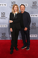 """11 April 2019 - Hollywood, California - Meg Ryan, Billy Crystal. 2019 10th Annual TCM Classic Film Festival - The 30th Anniversary Screening of """"When Harry Met Sally"""" Opening Night  held at TCL Chinese Theatre. <br /> CAP/ADM/FS<br /> ©FS/ADM/Capital Pictures"""