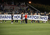 Washington Freedom vs Atlanta Beat September 11 2010