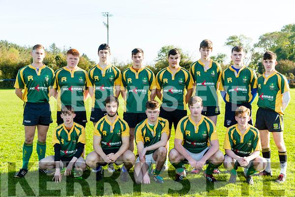 Listowel Rugby Munster U-18 League Tralee V Listowel at O'Dowd Park on Saturday