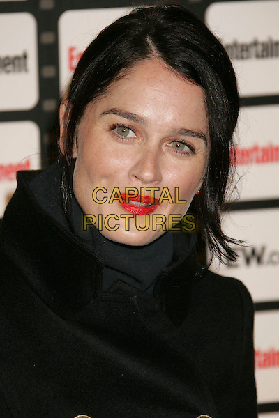 ROBIN TUNNEY.Entertainment Weekly Magazine Celebrates The 2006 Photo Issue Party held at Quixote Studios, Hollywood, California , USA, 04 October 2006..portrait headshot red lipstick.Ref: ADM/RE.www.capitalpictures.com.sales@capitalpictures.com.©Russ Elliot/AdMedia/Capital Pictures.