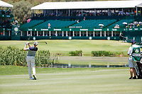 Richard McEvoy (ENG) during the final round of the Nedbank Golf Challenge hosted by Gary Player,  Gary Player country Club, Sun City, Rustenburg, South Africa. 11/11/2018 <br /> Picture: Golffile | Tyrone Winfield<br /> <br /> <br /> All photo usage must carry mandatory copyright credit (&copy; Golffile | Tyrone Winfield)