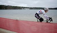 Helen Wyman (GBR/Kona)<br /> <br /> Elite Women's Race<br /> Krawatencross<br /> bpost bank trofee